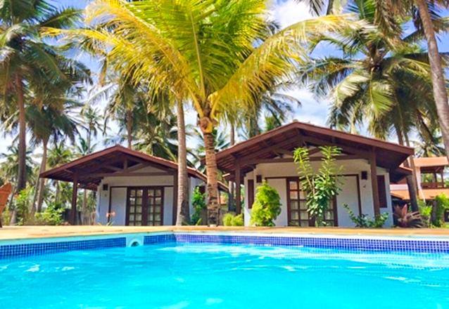 O paraíso te espera! 2 diárias para 2 pessoas com café da manhã na Pousada Vila Icaraí por apenas R$370