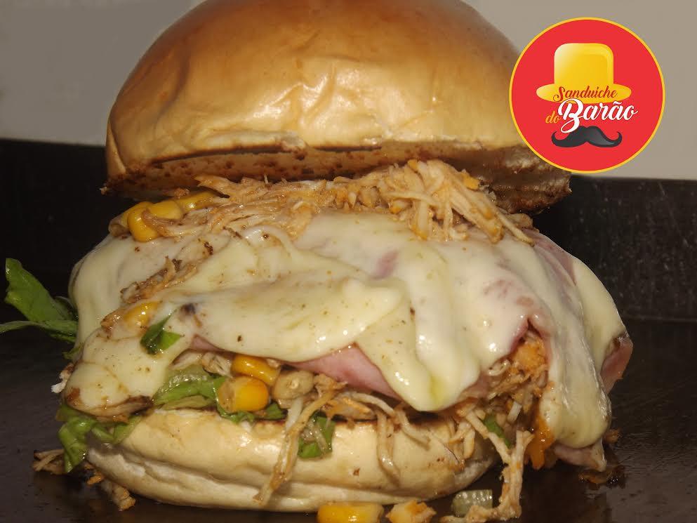 Aparador Vidro ~ Sanduíche do Bar u00e3o Combo de Burger Artesanal com Refri + Batata Frita fortaleza Barato