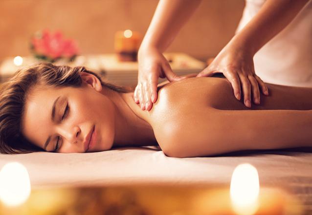 Massagem Relaxante (40 min) de R$50 por R$35,90