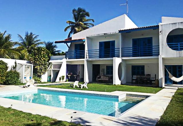 Curta suas férias em Cumbuco! 2 diárias para 2 pessoas + café da manhã na Pousada Crimar por apenas R$169,90