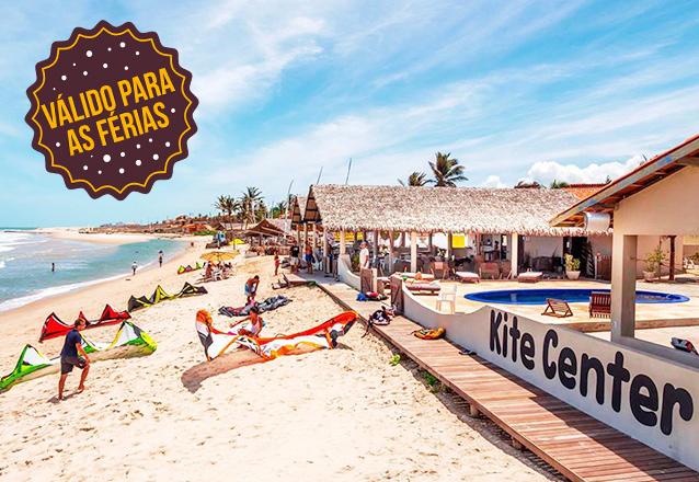 Férias em Uruaú! 2 diárias para 2 pessoas com café da manhã por apenas R$220 na Manzuá Pousada e Restaurante