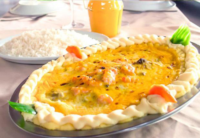 O melhor peixe da cidade é no Sirigaddo da Barão! Prato de Filé de Peixe com 5 opções para até 3 pessoas por apenas R$49,90