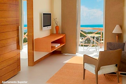 Kariri beach check in todos os dias 1 di ria em for Apartamentos baratos en sevilla por dias