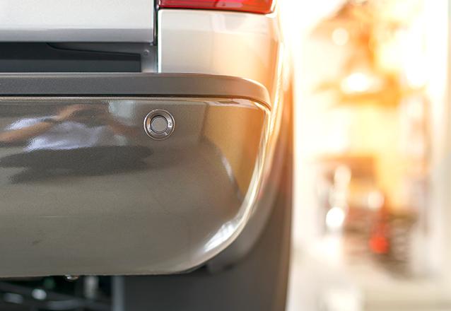 Vai ficar mais fácil e rápido estacionar! Sensor de Estacionamento 4 Pontos com 1 ano de garantia por R$129,90 no OPelicano - Shopping RioMar