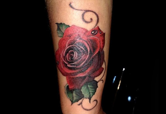 Arte e estilo com os melhores profissionais! Crédito em tatuagem de R$200 por apenas R$99 no incrível I Love Tattoo Studio