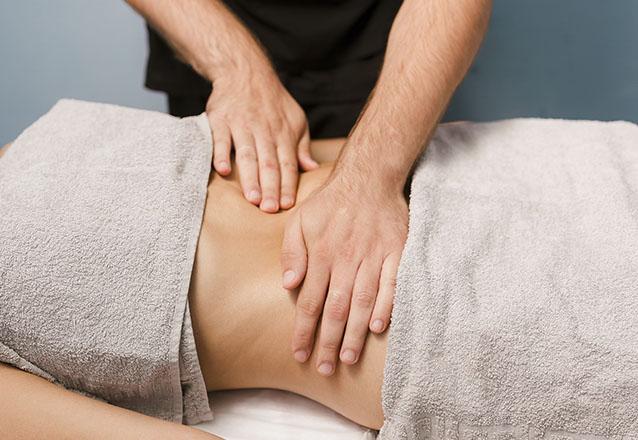 1 sessão de Drenagem linfática ou Massagem Modeladora Turbinada de R$80 por R$49,90