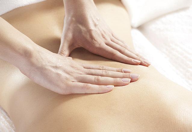 Massagem relaxante de R$90 por R$50