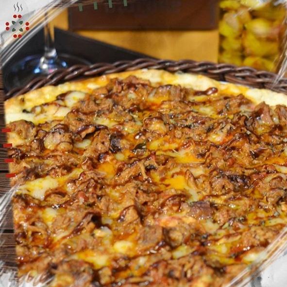 Balcone Pizzaria deliciosa no coração do Meireles! Entrada (casquinha de pizza) + 01 Pizza grande salgada + Sobremesa (01 pizza doce pequena de qualquer sabor) de R$107 por R$69,99
