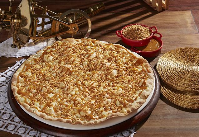Vignoli: eleita 9x pela VEJA a Melhor Pizza de Fortaleza! Entrada + 1 Pizza Grande Salgada + 1 Brotinho Doce por R$79,90. Válido para 4 lojas!