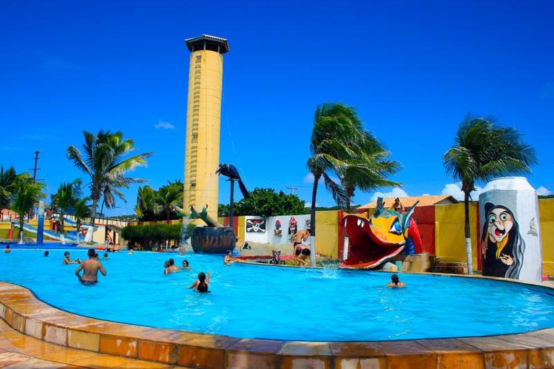 Venha aproveitar o parque perfeito! Ingresso Adulto e 1 criança até 6 anos de R$120 por apenas R$29,90 no Ytacaranha Park! Vale para feriados!