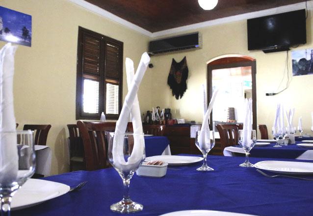 Bacalhau a Gomes de Sá para 2 pessoas de R$115 por apenas R$57,50 no Restaurante Lagar. Use no Dia dos Namorados!