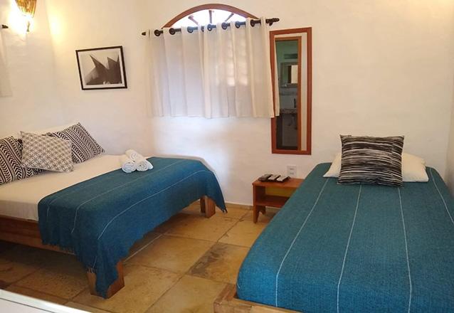 3 diárias com café da manhã em Suíte para 02 pessoas na Pousada Villa Medina a partir de R$749,90
