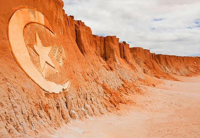 As mais belas praias do Ceará! Passeio por 3 Praias do Litoral (Morro Branco, Praia das Fontes e Canoa Quebrada) para 1 pessoa por apenas R$49,90 com a Sim 7 Turismo