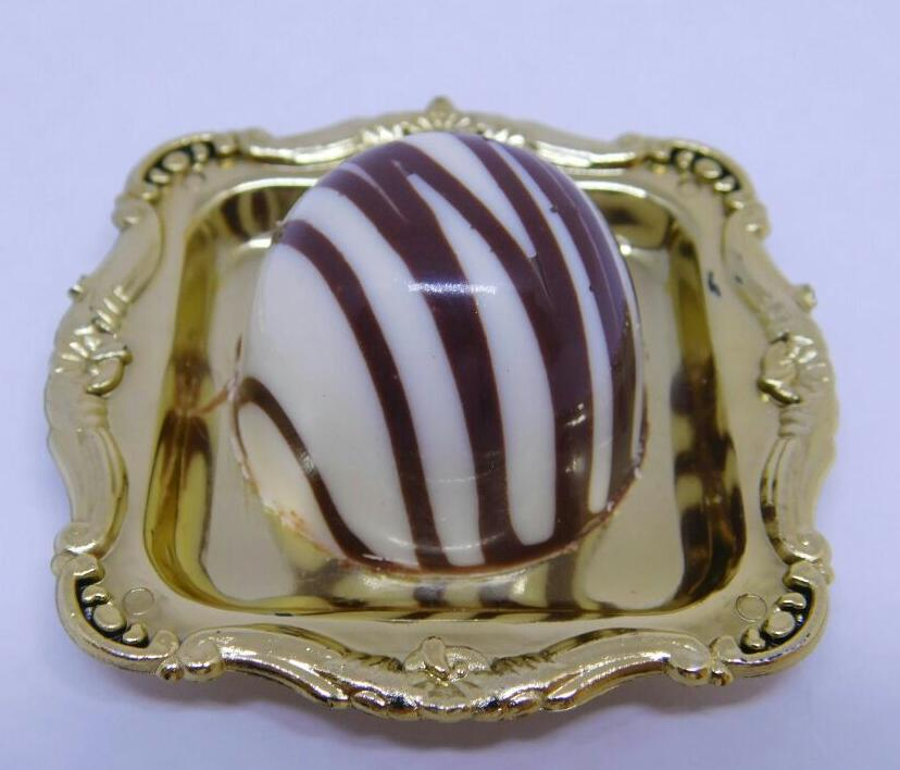 50 trufas de chocolate (até 2 sabores) de R$80 por apenas R$49,90