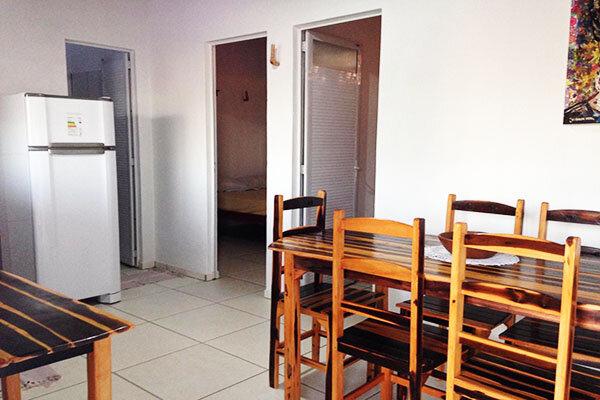 2 Diárias (Segunda a Quarta) para até 6 pessoas em Chalé por R$219,90