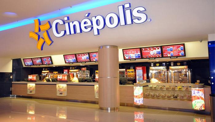 01 Ingresso Inteira Cinema Sala Tradicional 2D - valendo de segunda a quinta de R$22 por R$13,90