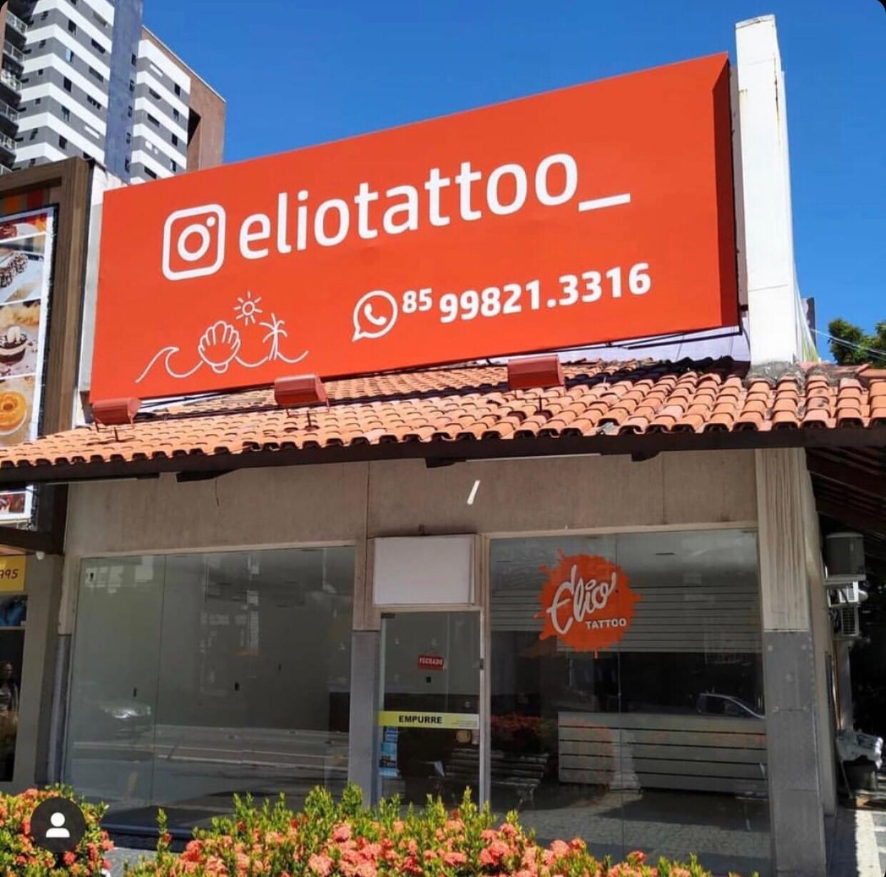 Sonhando fazer aquela tatuagem? Tatuagem Minimalista de até 10cm  (3cm de altura por 10cm de comprimento) de R$200,00 por apenas R$89,90 no Elio Tattoo!