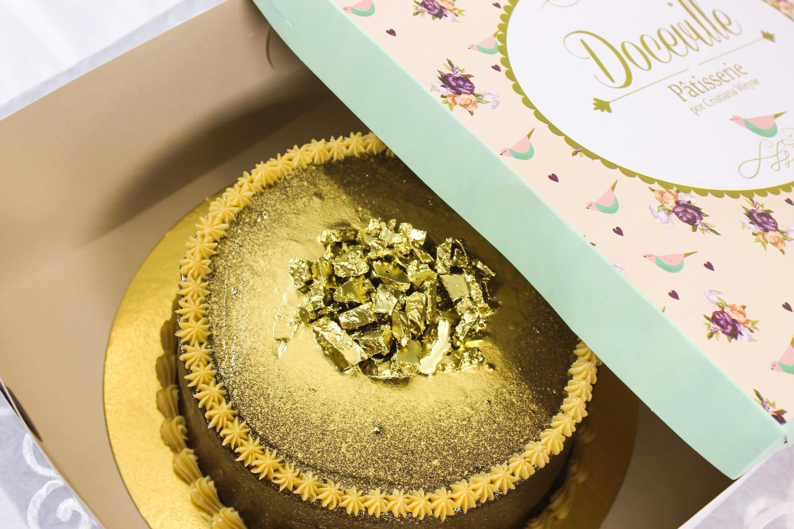 A mais deliciosa, famosa e campeã de vendas da Doceville! Torta Brownie de R$120 por apenas R$89,90