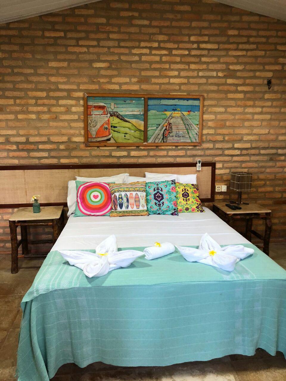 2 Diárias (segunda a quinta) para 2 adultos em suíte standard e 1 criança até 5 anos com café da manhã de R$400 por apenas R$249