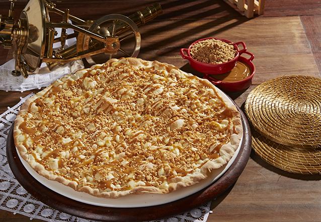 Vignoli: eleita 9x pela VEJA a Melhor Pizza de Fortaleza! 1 Pizza Grande Doce de R$49,90 por R$ 29,90. Válido em 3 lojas!