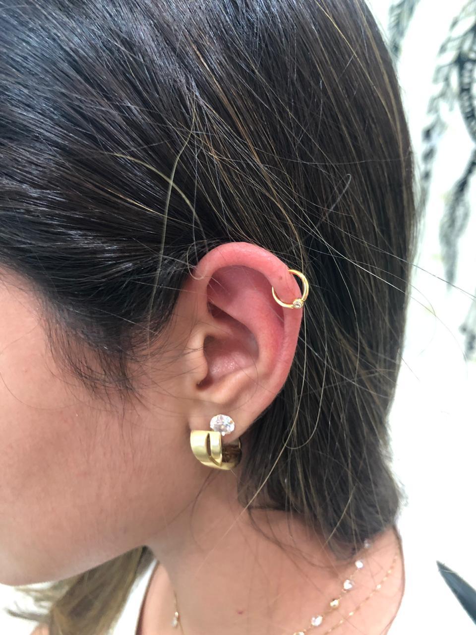 No Elio Tattoo você escolhe o piercing que mais combina com você! Aplicação de Piercing + Joia em Aço Cirúrgico de R$80 por apenas R$49