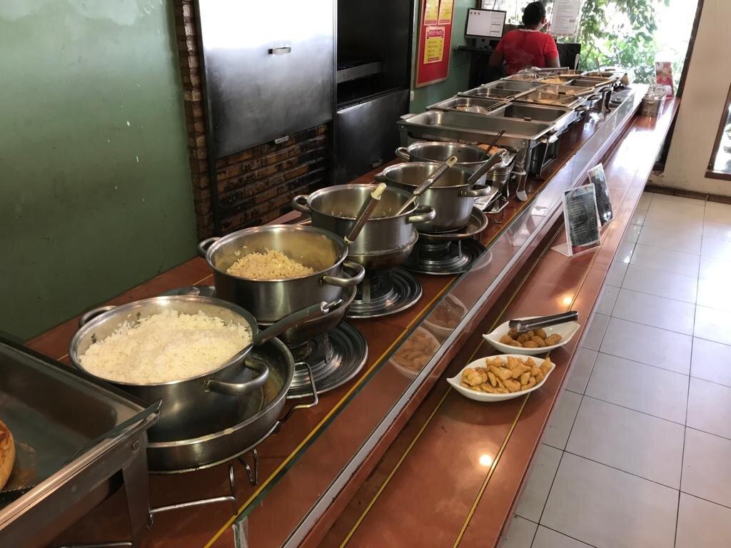 Venha conhecer o buffet de Self-Service da ZEN Confeitaria! Almoço ou Jantar até 500 gramas no self-service de R$26,95 por apenas R$19,90!