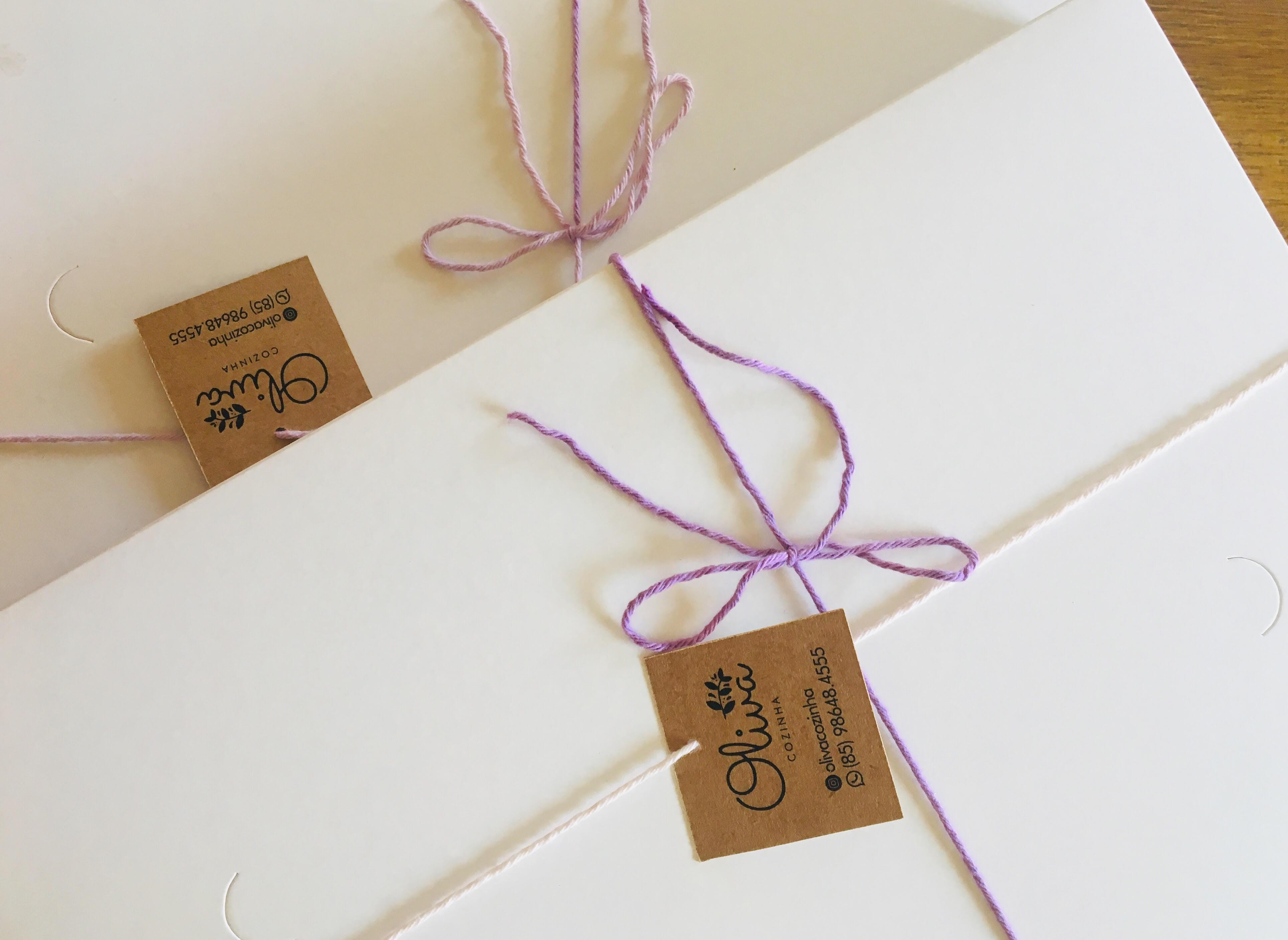 Box com 50 docinhos de R$45 por apenas R$32