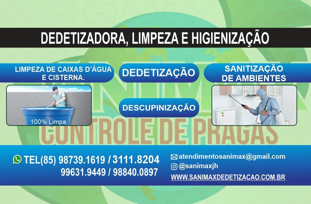 Sanitização de ambiente com até 150 m² de R$150 por apenas R$135