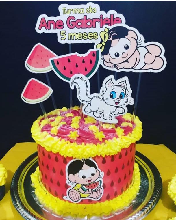 01 bolo scrap cake para 15 pessoas + 100 salgadinhos + 50 docinhos + 01 refrigerantes de 2l de R$140 por apenas R$99,90