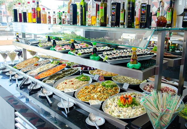 Buffet Livre no Almoço para 1 pessoa por R$19,90