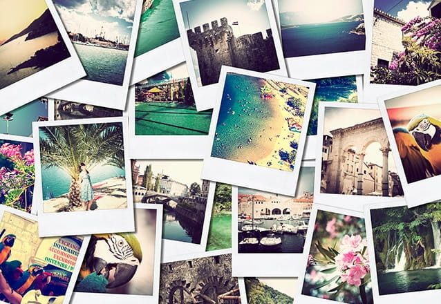 Impressão de 30 fotos no tamanho 10x15 em papel fotográfico Kodak brilhante ou fosco de R$36 por R$19,99