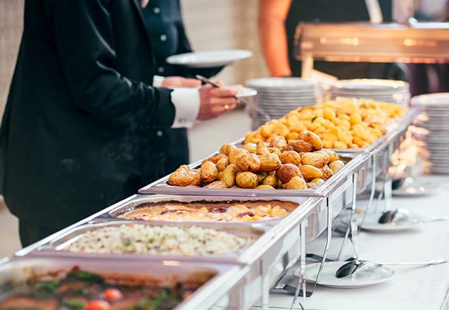 Buffet Móvel Completo para 50 pessoas por R$999