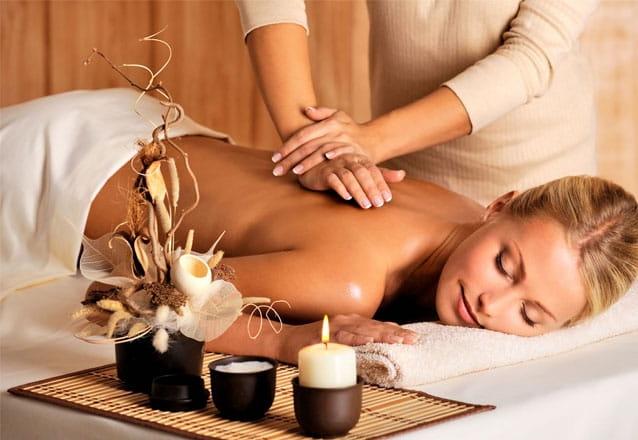 30 min de Massagem Relaxante de R$50 por R$24,99